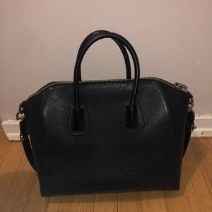Givenchy Bags - Givenchy black nappa 'antigonia' medium